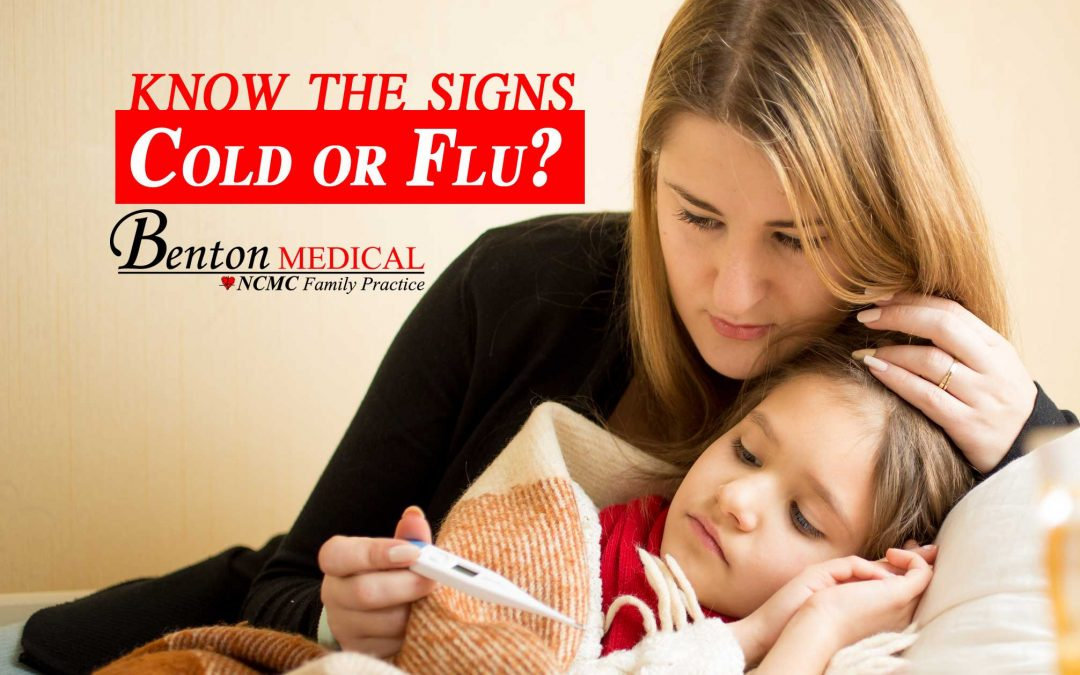 Is it the Flu or a Cold?